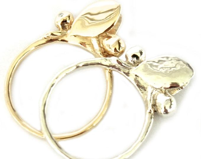 Bee Ring- Honey Bee Ring