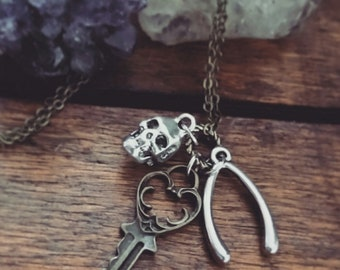 Calm and Collected Necklace