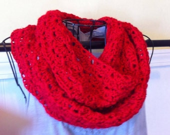 Hillary Infinity Scarf  - Made to Order