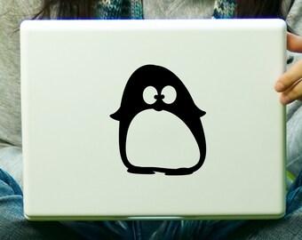 Penguin Sticker Decal Laptop Decal iPad