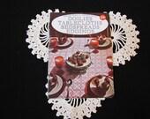 Vintage Crochet Tablecloth Bedspreads Edgings Patterns Star Book No. 179 Instruction Book Crochet Patterns
