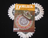 Vintage Doilies Patterns Star Book No. 228 Instruction Book Knitted Crocheted Tatted Patterns