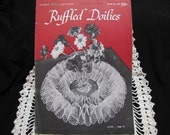 1940s Vintage Doily Patterns Clark's Book No. 253 Instruction Book Crochet Patterns