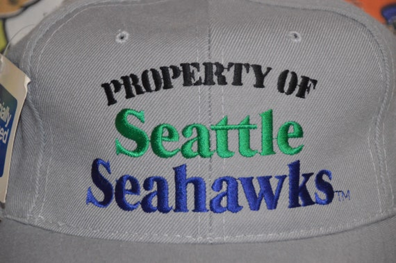 Vintage 1980's Deadstock Property of Seattle Seah… - image 2