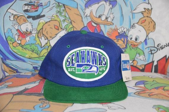 Vintage 1990's Seattle Seahawks Deadstock Snapback