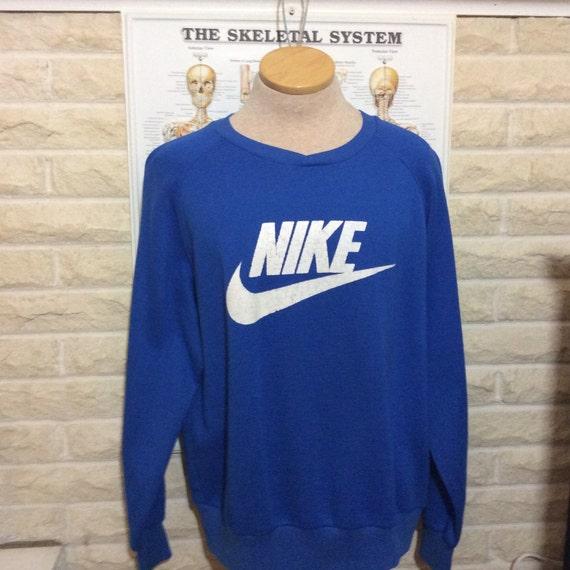 b59885c083f99 Vintage 1980 s Nike Swoosh Crewneck Sweatshirt