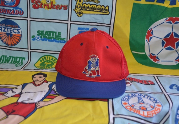 Vintage 1980's Sports Specialties New England Patr