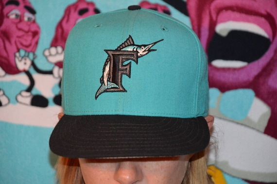 396f3b0dd greece florida marlins fitted hats new era girl 8e6ae 6f10e