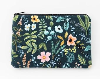 Little Coin Pouch Small Change Purse Bird Zipper Wallet Card Holder Mini Notions Pouch Cute Gift