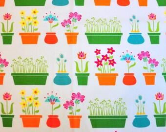 Flower Shop Multi Fabric YARD