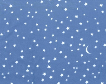 Starry Too Flannel Fabric
