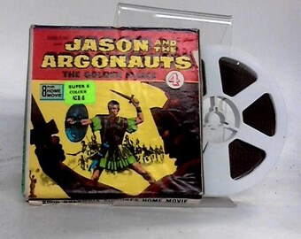 8mm Columbia Pictures Home Movie of Jason and the Argonauts The Golden Fleece 1519992651HEN
