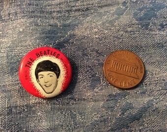 LAST ONE Paul Mccartney Beatles pin