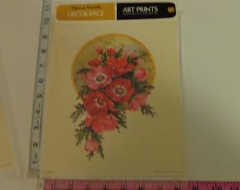 Flowers Litho Connoisseur Studio Inc. 1974 106672 LAS