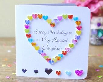 Birthday Card Daughter