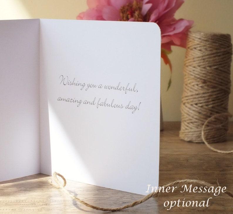 Personalised Seventh Anniversary Card Husband Wife Card 7 Wedding Anniversary BHAN07 UK Seller Handmade 3D 7th Wedding Anniversary Card