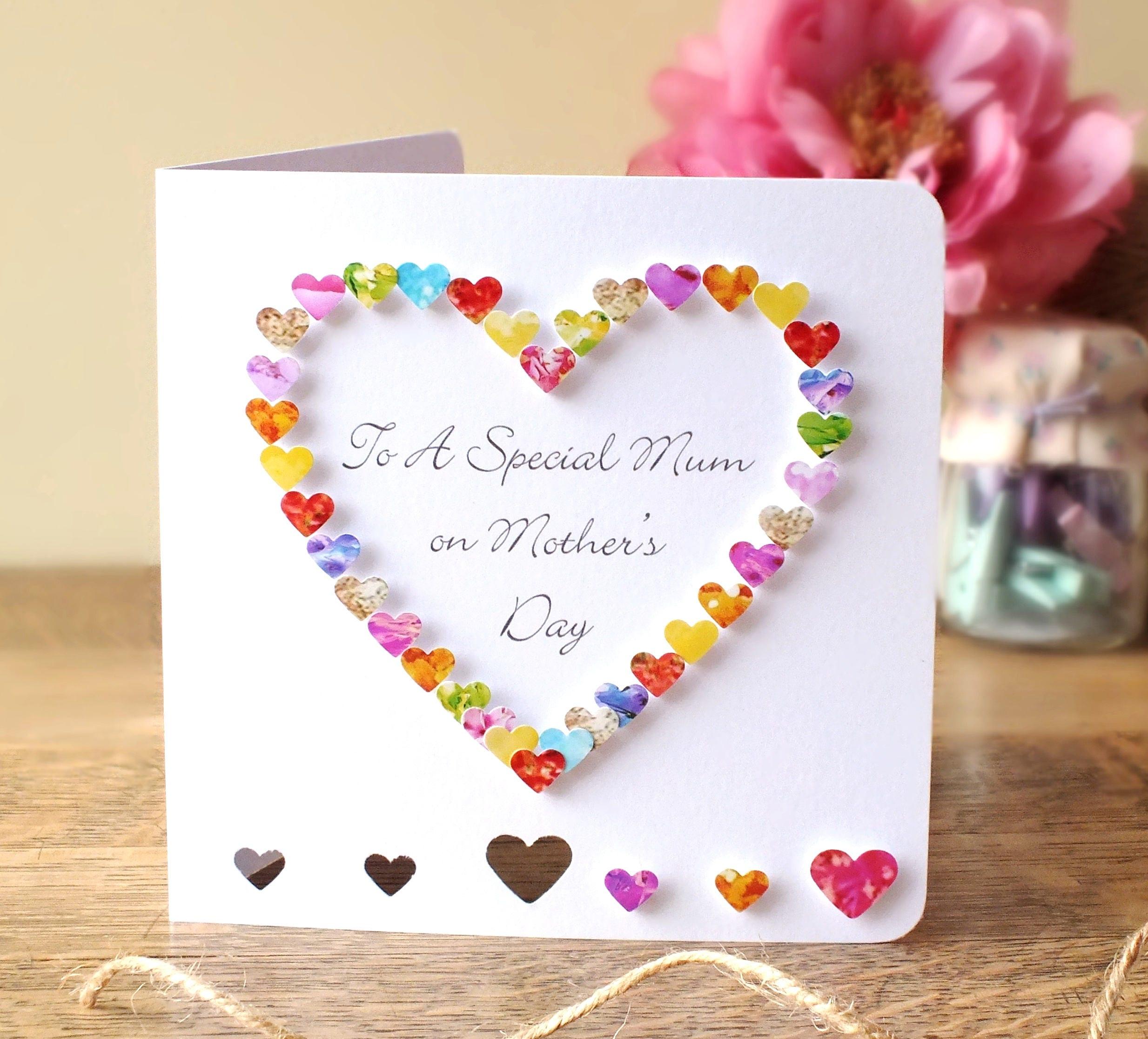 Как украсить открытку внутри на день рождения маме, днем шофера девушке