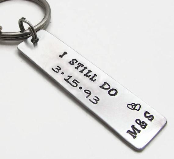 Porte-clés personnalisé anniversaire jai toujours faire des   Etsy 3310e9da22a