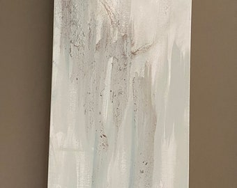 Large acrylic painting.  Limited time.   Free shipping