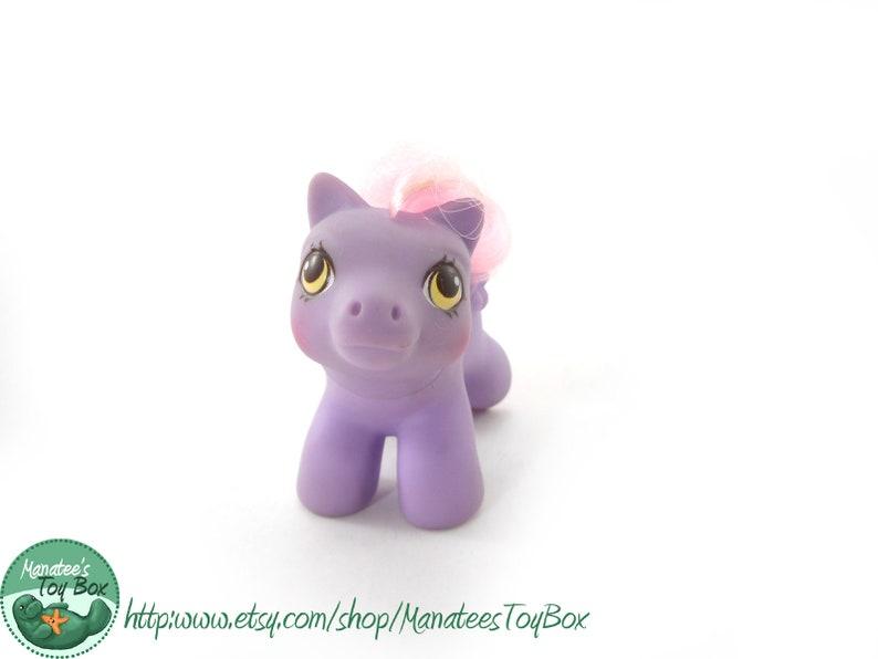 Vintage My Little Pony Yo-Yo Newborn 1980s Toy by Hasbro