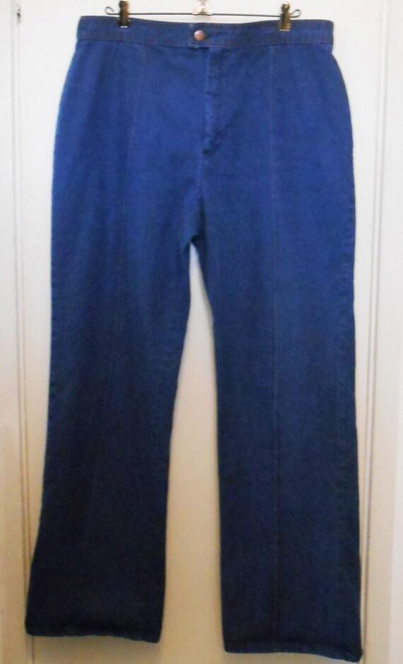 981f56d2733 Sears Vintage Hi Waist Jeans Denim Size 20 Plus Size