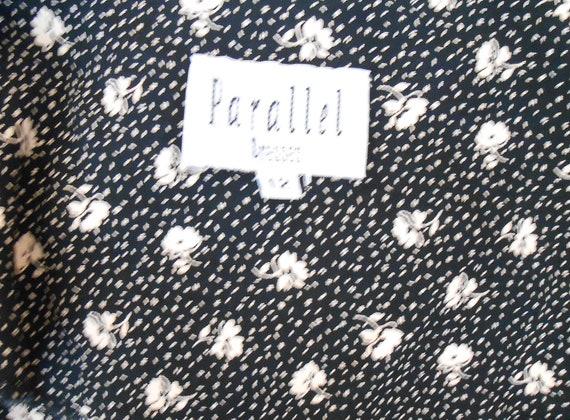 Vintage, 2 Piece, Palazzo Pants, Vest, 1980s, Ret… - image 8
