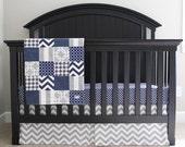 Items Similar To Boy Crib Bedding Baby Bedding Crib Set
