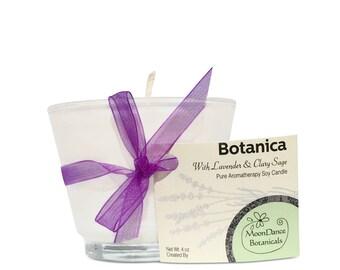 Botanica Candle by MoonDance Botanicals