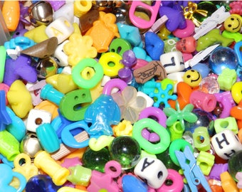 I Spy Trinkets, I Spy Bag or Bottle Fillers, Treasures, Charms, Buttons, Miniatures for Educational Toys