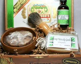Shaving and Grooming kit
