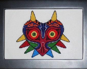 Legend of Zelda: Majora's Mask - Cross Stitch Pattern