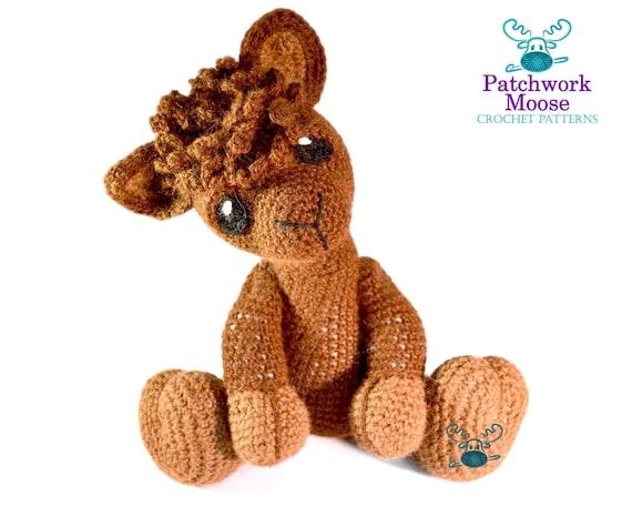 Alpaca Amigurumi Crochet Pattern Pdf Instant Download Alfie Etsy