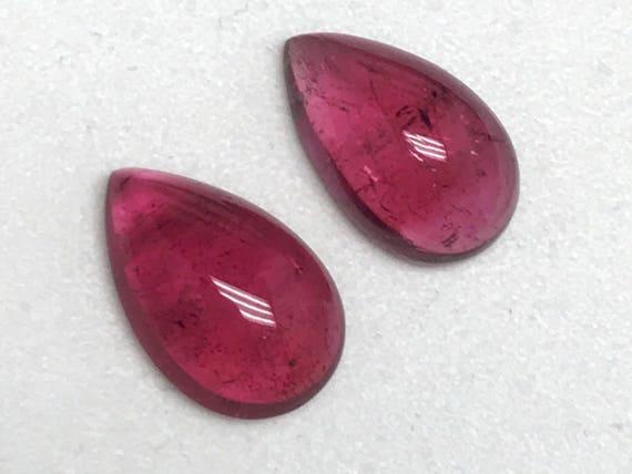 Pear,Cabochons 15 CTS Mix Tourmaline Gemstones 5*7 Multi Tourmaline cabochon 5*7 Pear Loose Gemstone for Jewelry,Pear Shape Tourmaline