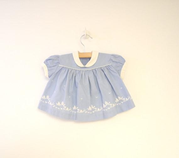 Vintage Baby Clothes, 1950's Kate Greenaway China