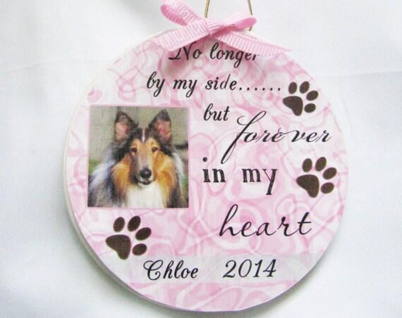 Pet Memorial Memorial ornament Christmas ornament Dog Memorial Pet ornament Ornament Dog Ornament Pet memorial gift