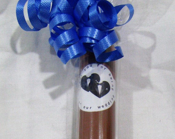 Gay wedding favors-- Gay weddings--- personalized candy cigars- Same Sex Union- Same Sex Wedding