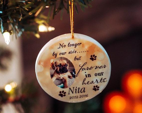 Pet Memorial Ornament, Christmas Gift, Family Gift, Gift for Her, Dog Lover Gift
