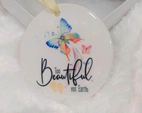 Baby Memorial Gift, Bereavement, Baby Loss Gift, Gift for Mom