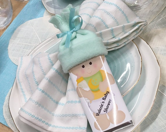 Mint Green Baby Shower Favor, Baby Shower, New Mom Gift