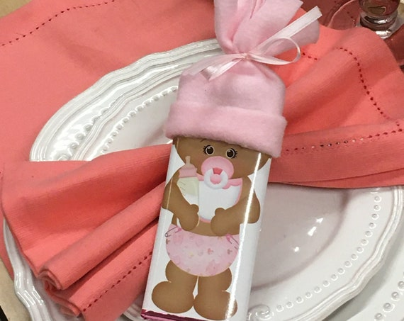 Princess Baby Shower Favors, African American Baby Shower, Gift for Guests