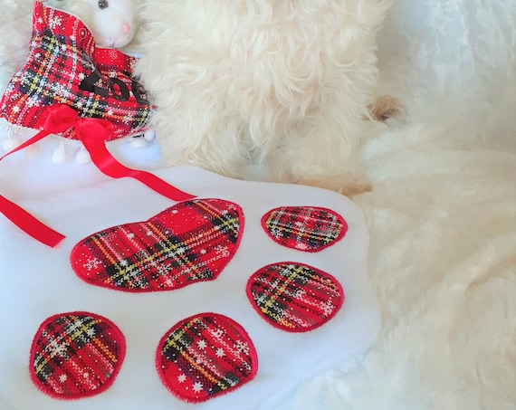 Pet Christmas Stocking, Personalized, Pet Stocking, Gift for Dog