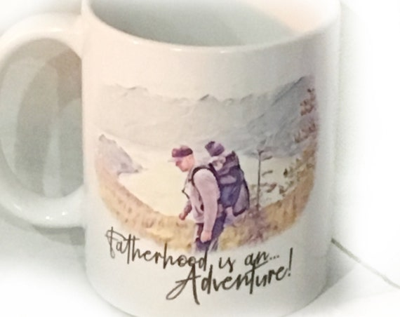 Dad Coffee Mug, Valentines Day, Birthday, Fathers Day, Dad Gift from Son, Dad Gift for husband, Dad gift from Daughter