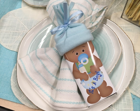 Prince Baby Shower, Boy Baby Shower Favor, African American, Gift for Guest
