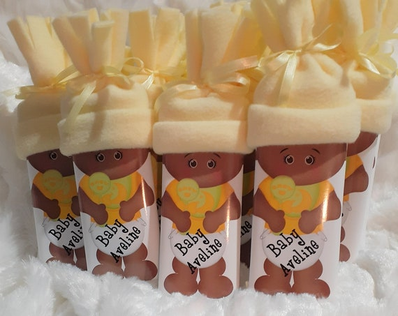 African American Baby Shower Favors, Ethnic Baby Shower, Gift for New Mom