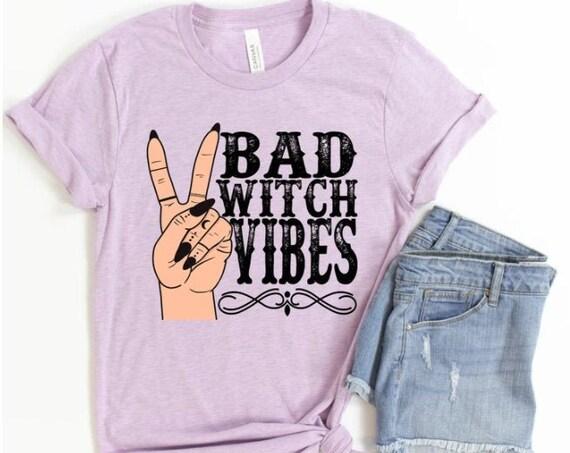 Halloween Shirt, Witch Shirt Women, Halloween, Friend Gift