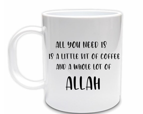 Ramadan Gift, Ceramic Mug, Eid Mubarak, Gift for Dad