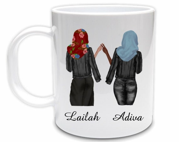 Ramadan Gift, Eid Gift, Coffee Mug, Gift for Friend