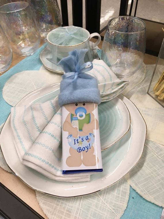 Baby Shower Favor Boy, Unique Baby Shower Favors, Guest Gift