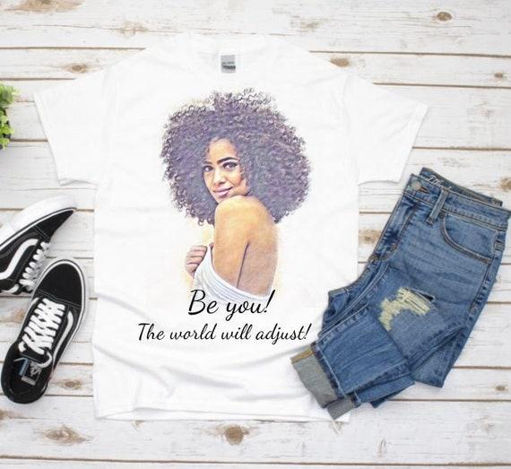 Black Girl Magic Shirt, Motivational Gift, Christmas, Birthday, Granddaughter Gift