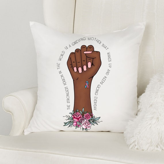 Miscarriage Gift, Pregnancy Loss, Loss of Baby, Throw Pillow, Gift for Daughter